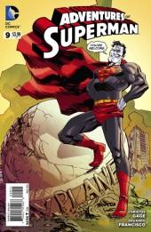 Adventures of Superman (2013) -9- Flowers for Bizarro