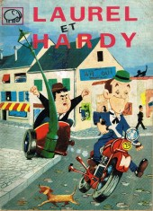 Votre série Mickey (2e série) - Albums Filmés ODEJ -46- Laurel et Hardy