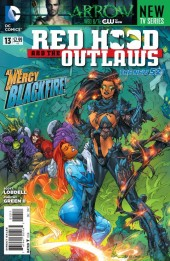 Red Hood and the Outlaws (2011) -13- The Moon's Up, and The Sun's Down