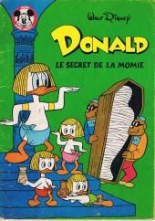 Votre série Mickey (2e série) - Albums Filmés ODEJ -54- Donald et le secret de la momie