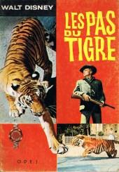 Votre série Mickey (2e série) - Albums Filmés ODEJ -68- Les pas du tigre