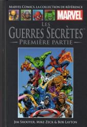 Marvel Comics - La collection (Hachette) -277- Les Guerres Secrètes - Première partie
