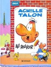 Achille Talon -6c89a- Achille talon au pouvoir