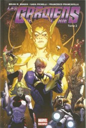 Les gardiens de la Galaxie (Marvel Now!) -2- Angela