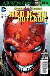 Red Hood and the Outlaws (2011) -16- Family Matters