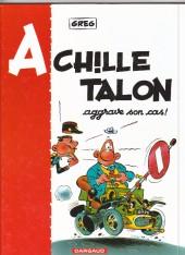 Achille Talon -2d00- Achille talon aggrave son cas