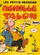 Achille Talon -9c86- les petits dessins d'Achille talon