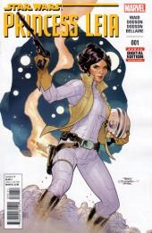 Princess Leia (2015) -1- Princess Leia Part 1
