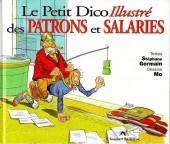 Illustré (Le petit ) (La Sirène / Soleil Productions / Elcy) - Le Petit Dico illustré des patrons et salariés