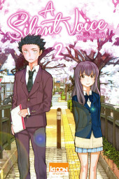 A Silent Voice -2- Tome 2