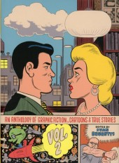 An Anthology of Graphic Fiction, Cartoons, & True Stories (2006) -2- An anthology of graphic fiction, cartoons, & true stories