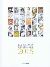 Livre d'or Grand Angle 2015