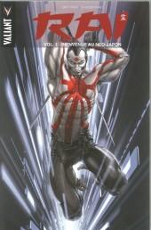 Rai (Comics) -1- Bienvenue au Néo-Japon