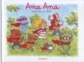 Ana Ana -5- Super-héros en herbe