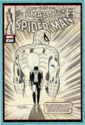 Amazing Spider-Man (The) (1963) -INT- John Romita's The Amazing Spider Man Artifact Edition