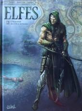 Elfes -2a- L'honneur des elfes sylvains