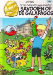Jommeke -250- Savooien op de Galapagos