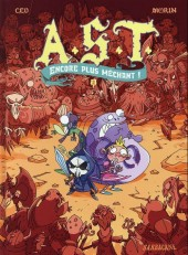 A.S.T. - L'Apprenti Seigneur des Ténèbres -2- Encore plus méchant !