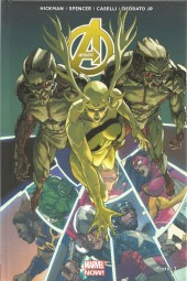 Avengers (Marvel Now!) -3- Prélude à Infinity
