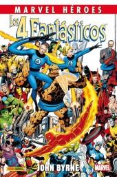 Marvel Héroes -59- Los 4 Fantásticos de John Byrne 1