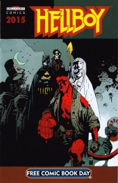Free Comic Book Day 2015 (France) - Hellboy