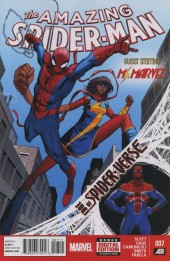 Amazing Spider-Man (The) (2014) -7- Issue 7