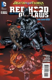 Red Hood and the Outlaws (2011) -17- Don't Let the Door Hit You on Your Way out