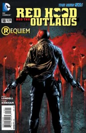 Red Hood and the Outlaws (2011) -18- Last Dance Last Chance... for Death