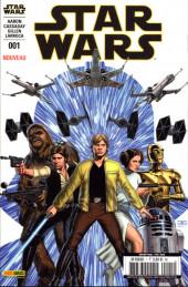 Star Wars (Panini Comics) -1- Skywalker passe à l'attaque