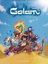 Golam -1- Le fils de la lune