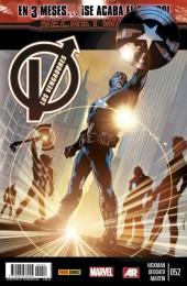 Vengadores (Los) -52- En 3 meses... ¡se acaba el tiempo! - Secret Wars