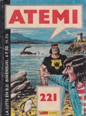 Atémi -221-  Monstre à sauver !