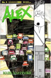 Alex (1994) -5- The Ghost of Christmas Yet to Come