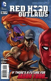 Red Hood and the Outlaws (2011) -19- Communion
