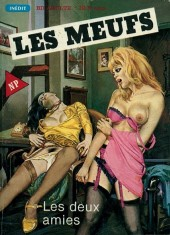 Les meufs (Novel Press) -3- Les deux amies