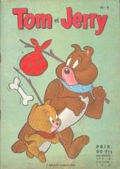 Tom et Jerry (Puis Tom & Jerry) (2e Série - Sage) -8- Tome joueur de golf effréné !