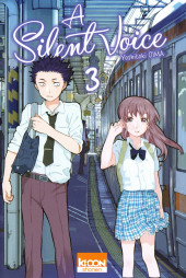 A Silent Voice -3- Tome 3