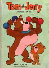 Tom et Jerry (Puis Tom & Jerry) (2e Série - Sage) -36- Souris rôties en gelée !