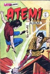 Atémi -REC05- Album n°05 (du n°16 au n°19)