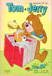 Tom et Jerry (Puis Tom & Jerry) (2e Série - Sage) -52- Croisière forcée !