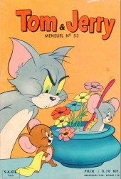 Tom et Jerry (Puis Tom & Jerry) (2e Série - Sage) -53- Les petits mutins !