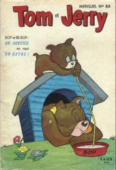 Tom et Jerry (Puis Tom & Jerry) (2e Série - Sage) -88- Un petit rigolo !