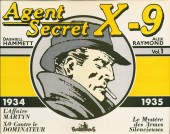 Agent secret X9 -INT1- Integrale Vol.1 - 1934/1935