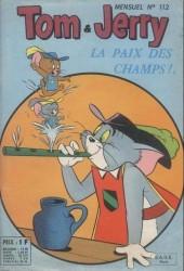 Tom et Jerry (Puis Tom & Jerry) (2e Série - Sage) -112- La paix des champs