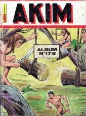Akim (1re série) -REC178- Album N°178 (n°701, 702, 703 et 705)