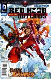 Red Hood and the Outlaws (2011) -AN01- Trust Fall