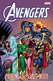 Avengers (The) (TPB) -INT- The Vision and Scarlet Witch