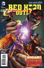 Red Hood and the Outlaws (2011) -21- Dissolution