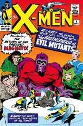 Uncanny X-Men (The) (1963) -4- The brotherhood of evil mutants!