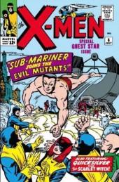 Uncanny X-Men (The) (1963) -6- Sub-mariner joins the evil mutants!
